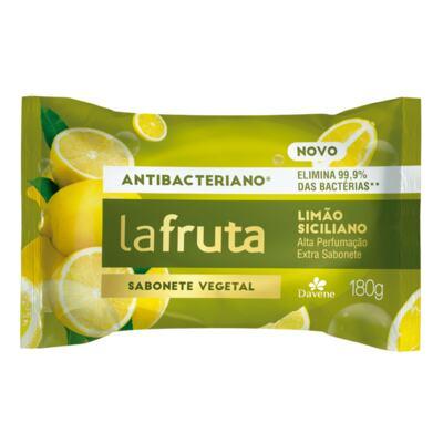Sabonete Em Barra Antibacteriano La Fruta - Limão Siciliano   180g
