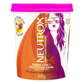 Creme de Tratamento 3 em 1 Neutrox Multifuncional - Reparação Ultrapoderosa | 900g