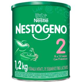 Fórmula Infantil Nestogeno 2 - 2   1,2Kg