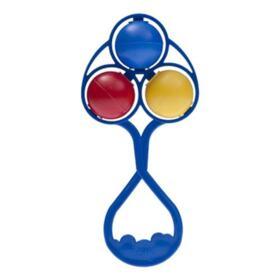 Chocalho Tricolor Lolly - Essence | 1 unidade
