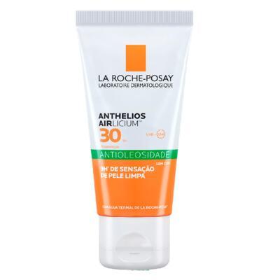 Protetor Solar Facial Anthelios Airlicium - Sem Cor FPS 30 | 50ml