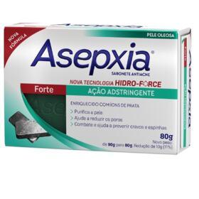 Sabonete Barra Asepxia - Forte   80g