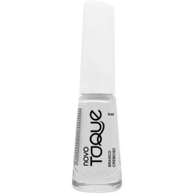 Esmalte Novo Toque Cremoso - branco   9mL
