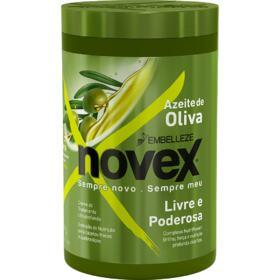 Creme de Tratamento Novex - Azeite De Oliva   1,2Kg