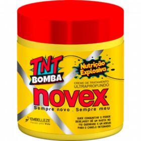 Creme De Tratamento Capilar TNT Novex - Bomba Explosiva | 500g