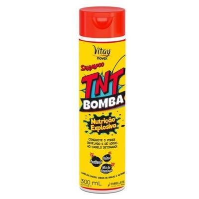 Shampoo Novex TNT - Bomba Explosiva   300ml