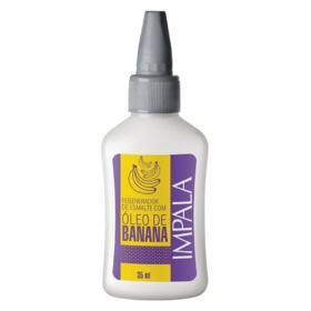 Óleo de Banana Impala - Regenerador de Esmalte,   35mL