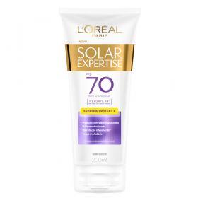 Protetor Corporal L'Oréal Paris Solar Expertise Supreme Protect 4 FPS 70 - 200ml