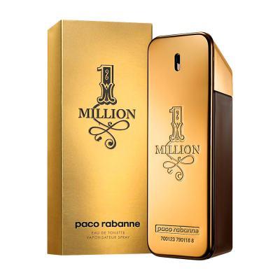 Imagem 1 do produto 1 Million De Paco Rabanne Eau De Toilette Masculino - 200 ml