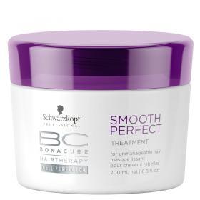 Schwarzkopf BC Bonacure Smooth Perfect - Máscara Nutritiva - 200ml
