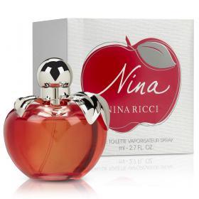 Nina Ricci Eau De Toilette Feminino - 30 ml