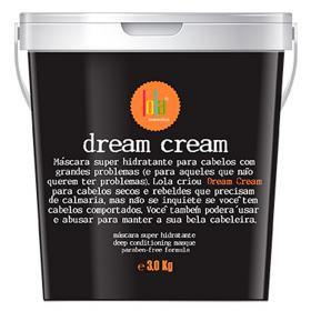 Lola Cosmetics Dream Cream - Máscara Capilar - 3Kg