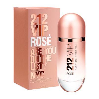 Imagem 1 do produto 212 Vip Rose De Carolina Herrera Eau De Parfum Feminino - 50 ml