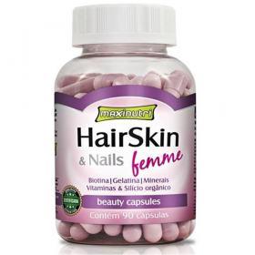 HairSkin & Nails Femme 90 capsulas