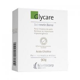 Sabonete Glycare Hipoalergênico 90g