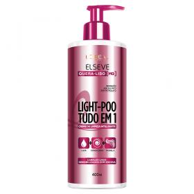 L'Oréal Paris Elseve Light-Poo Quera Liso [MQ] - Tratamento - 400ml
