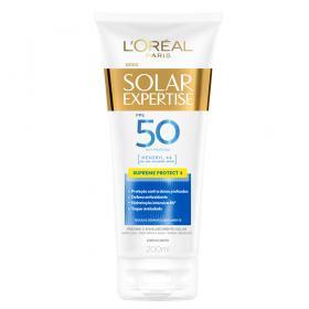 Protetor Corporal L'Oréal Paris Solar Expertise Supreme Protect 4 FPS 50 - 200ml