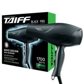 Secador Taiff Black 1700W 110V