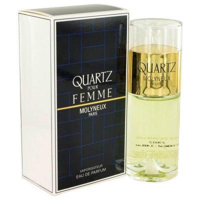 Imagem 2 do produto Quartz Pour Femme Molyneux - Perfume Feminino - Eau de Parfum - 50ml