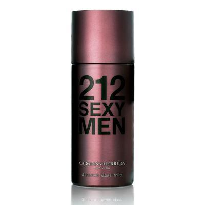 Desodorante 212 Sexy Men - 150 ml