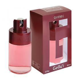 Quebec de Gellus Deo Colônia Unisex - 100 ml