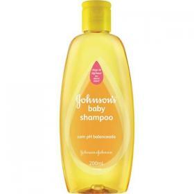 Shampoo Infantil Johnson Regular 200ml
