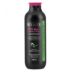 Nick & Vick Pro-Hair Liso Extremo - Condicionador - 250ml