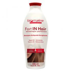 Fort In Hair Biomarine - Shampoo Antiqueda Energizante - 200ml