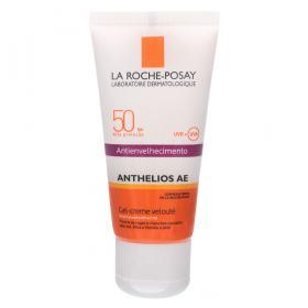 Anthelios Ae Gel-Creme Velouté Fps 50 La Roche Posay - Protetor Solar Facial - 50g