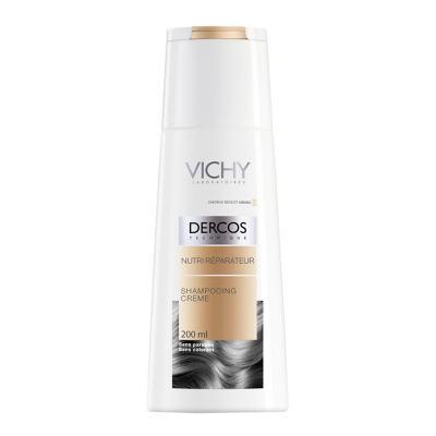 Imagem 1 do produto Dercos Shampoo Nutri-Reparador Vichy - Shampoo Hidratante - 200ml