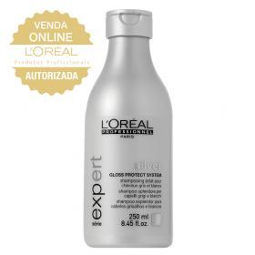L'Oréal Professionnel Silver - Shampoo Desamarelador - 250ml