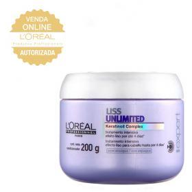L'Oréal Professionnel Liss Unlimited - Máscara de Nutrição - 200ml