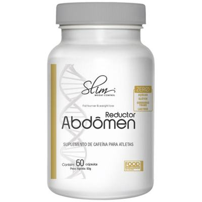 REDUCTOR ABDOMEN 60CAPS - SLIM -