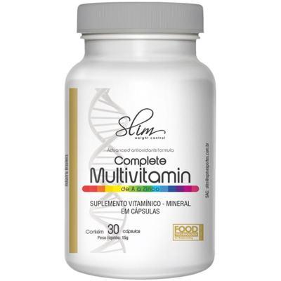 COMPLETE MULTIVITAMIN 30CAPS - SLIM -