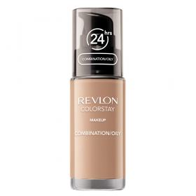Colorstay Pump Combination/Oily Skin Revlon - Base Líquida - True Beige