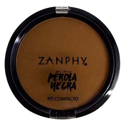 Pérola Negra Zanphy- Pó Compacto - Durah