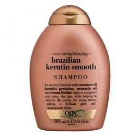 OGX Brazilian Keratin Smooth - Shampoo - 385ml