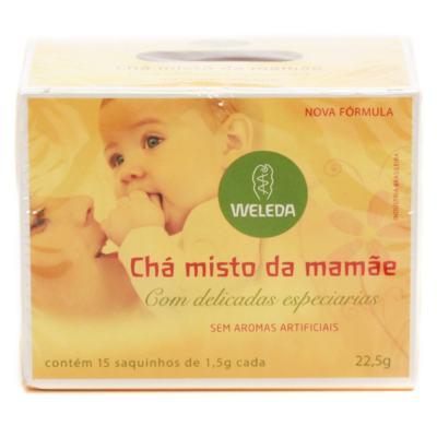 Chá Misto Da Mamãe Weleda 15 unidades