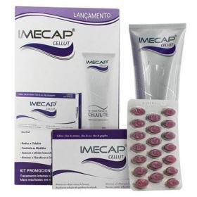 Imecap Cellut Kit - Creme + Cápsulas - Kit