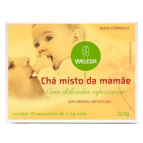 Chá Weleda - Chá Misto da Mamãe - 15 Sachês