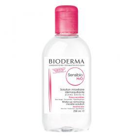 Sensibio H2O Solução Micellare Demaquilante Bioderma - Demaquilante - 250ml