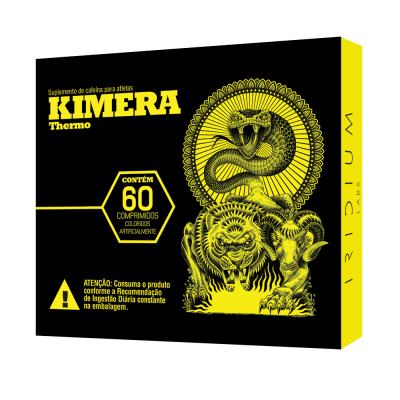 Kimera Thermo 60cps - Iridium Labs - Sem sabor