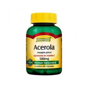 Acerola 60Cps - Maxinutri - 60Cps