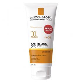 Anthelios XL FPS 30 La Roche Posay - Protetor Solar Fluído - 200ml