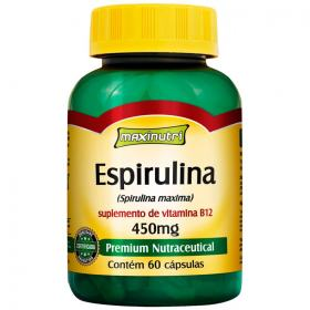 Espurilina 60cps - Maxinutri - 60Cps