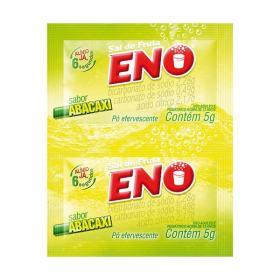 Sal de Fruta Eno Efervescente Abacaxi 2 sachês de 5g
