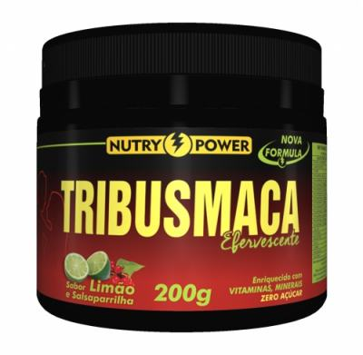 Tribus + Maca 200g Limão- Nutry Power