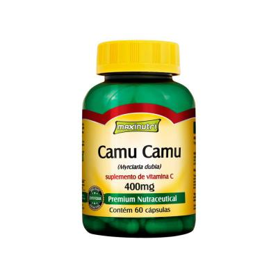 Camu Camu 60cps - Maxinutri - 60Cps