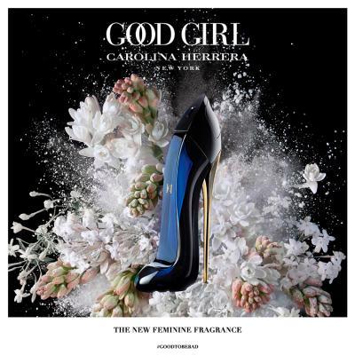 Imagem 4 do produto Good Girl Carolina Herrera - Perfume Feminino - Eau de Parfum - 50ml
