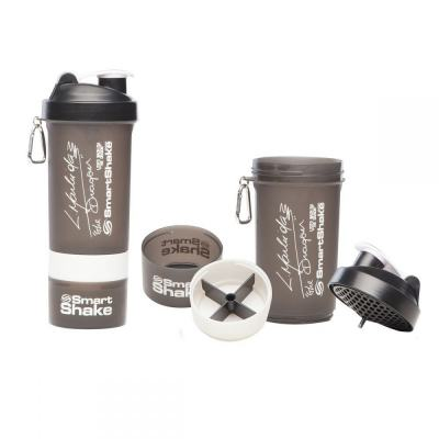 Coqueteleira Lyoto Machida 700ml Smart Shake - 700Ml Smart Shake - Preto